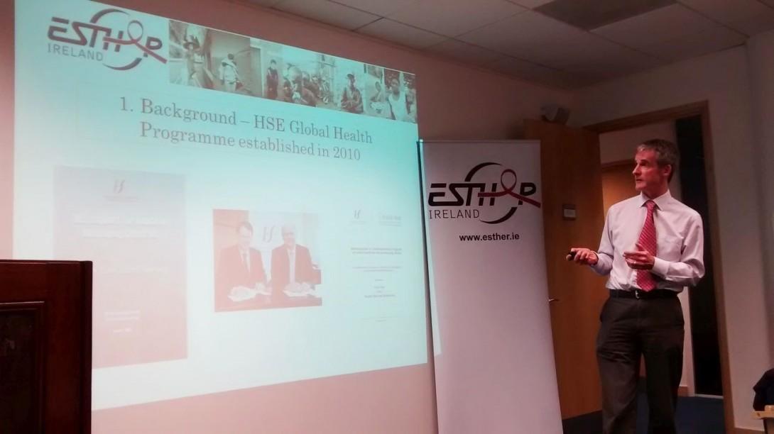David Weakliam ESTHER Workshop March 2015