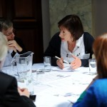 Discussions during the ESTHER Ireland workshop