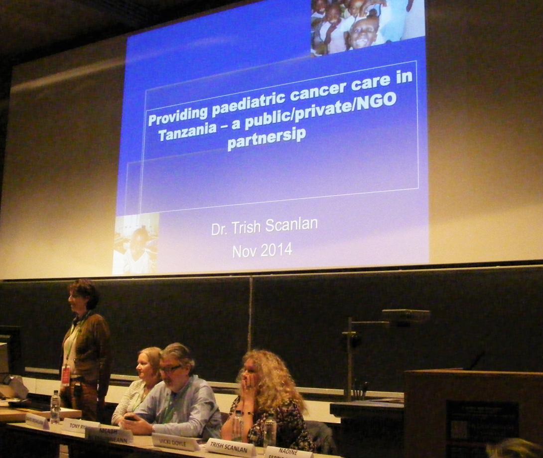 Partnership Panorama Dr. Trish Scanlan