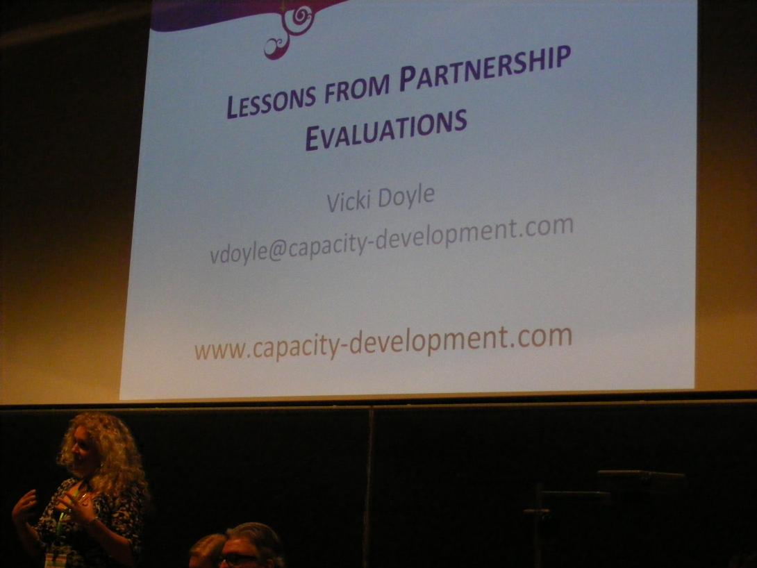 Partnership Panorama Vicki Doyle